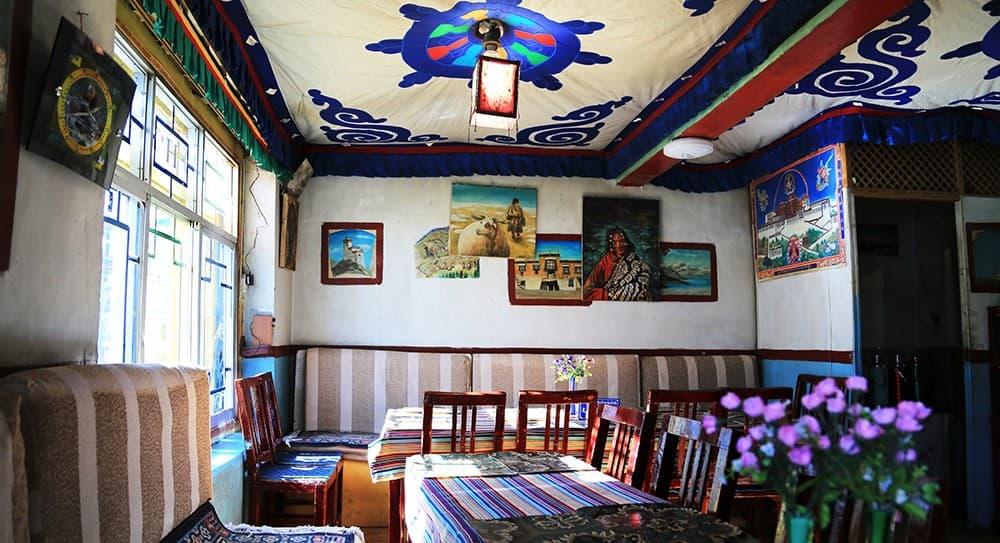 Alojamiento-y-comida-tibet, guía de viaje a Tíbet