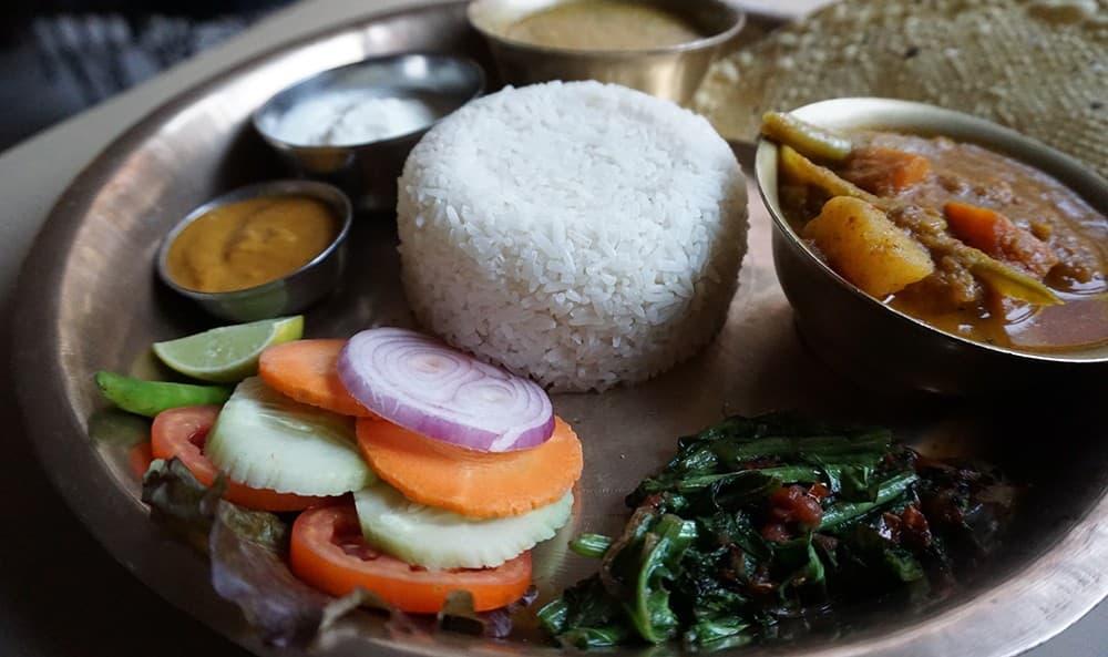 Comer-y-beber-en-Nepal