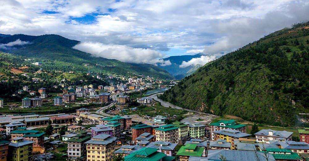 Como-viajar-a-Butan, guía de viaje a bután