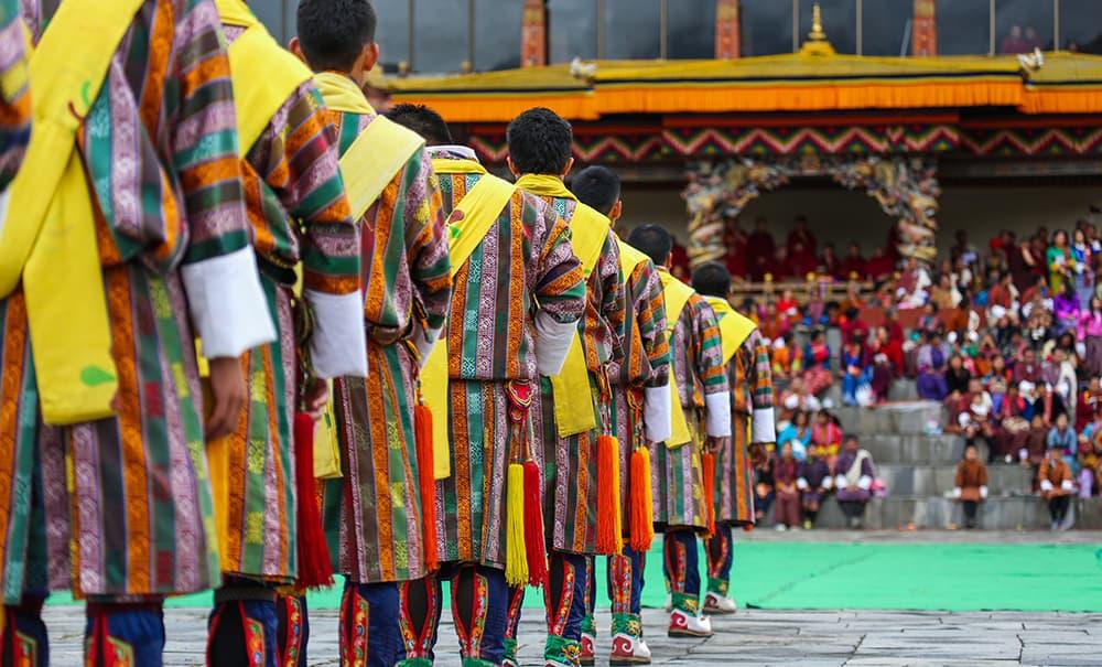 Religion-e-idioma-Bután, guía de viaje a bután