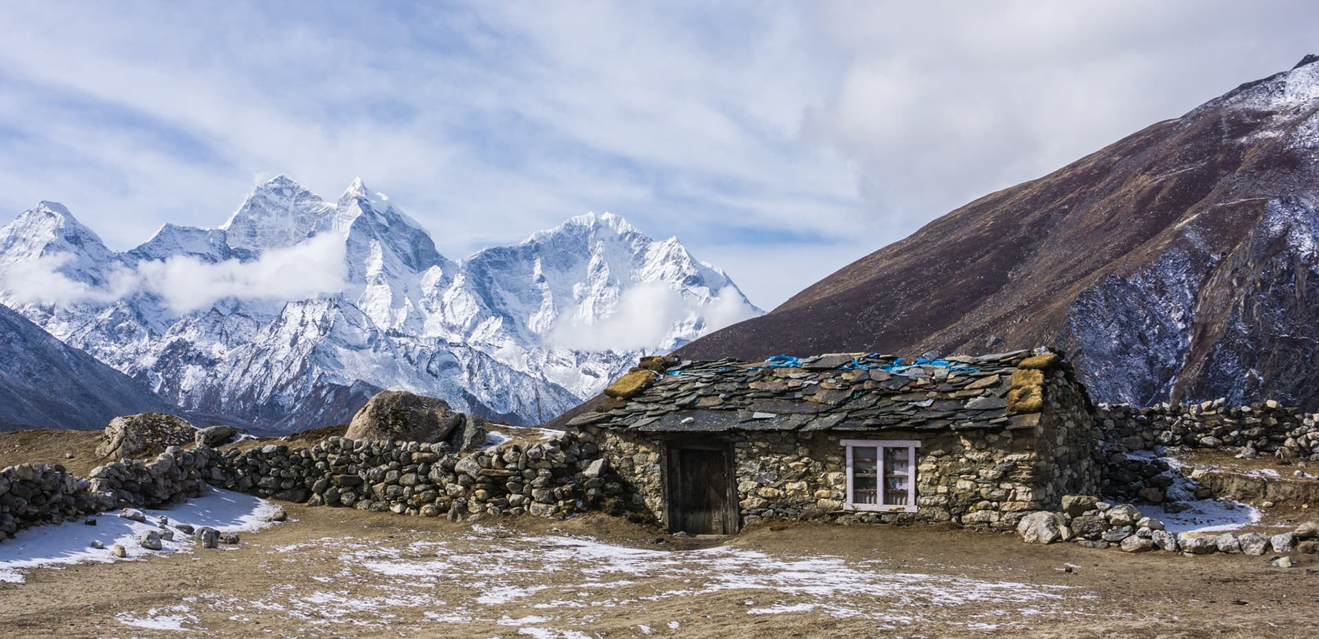 Trekking campamento everest Nepal