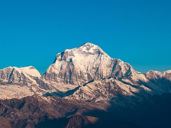 Trekking Ghorepani Poon Hill, annapurna