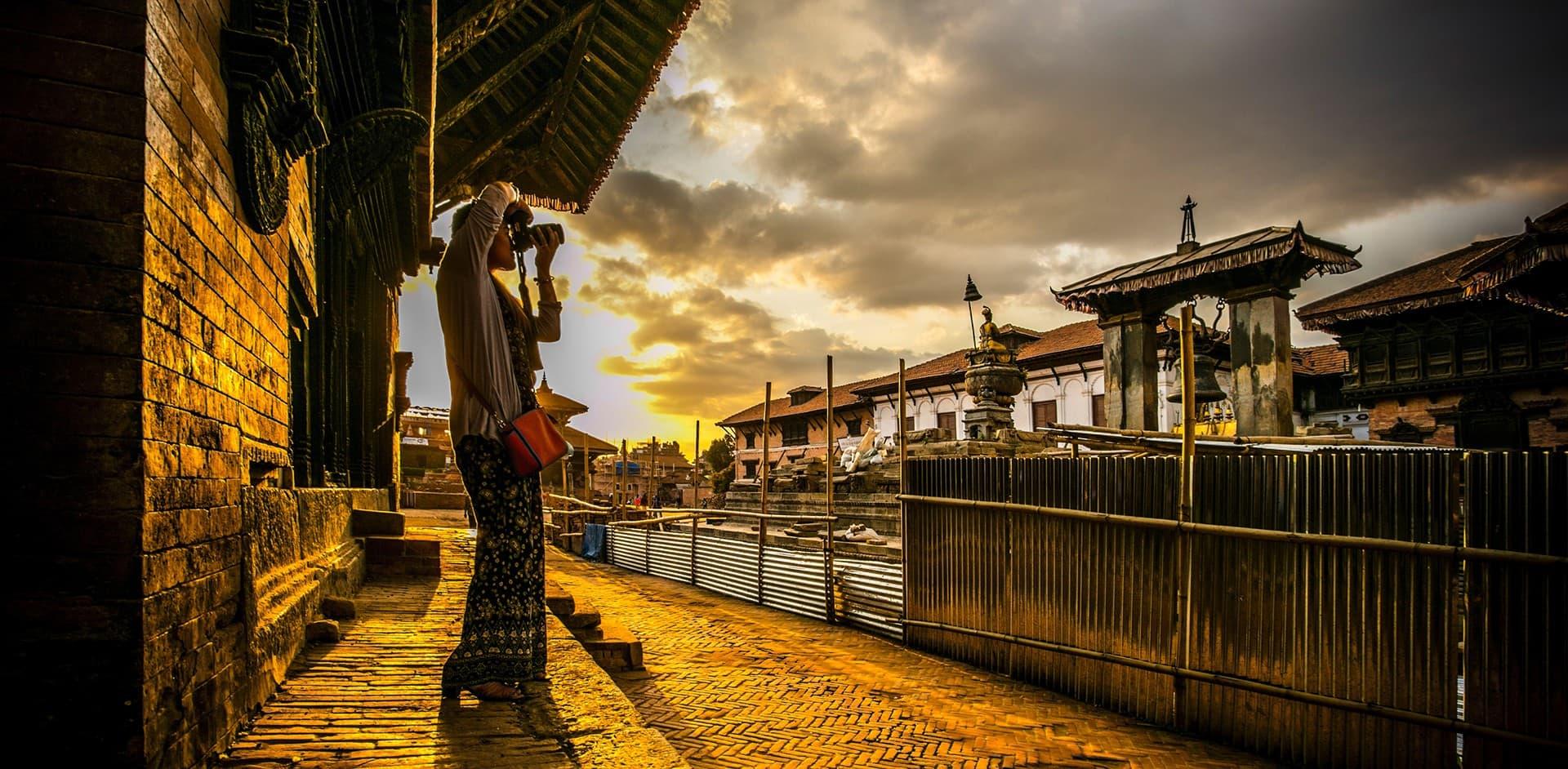guía de viaje a Nepal .Viaje cultural katmandu.