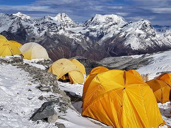 campo alto del pico mera