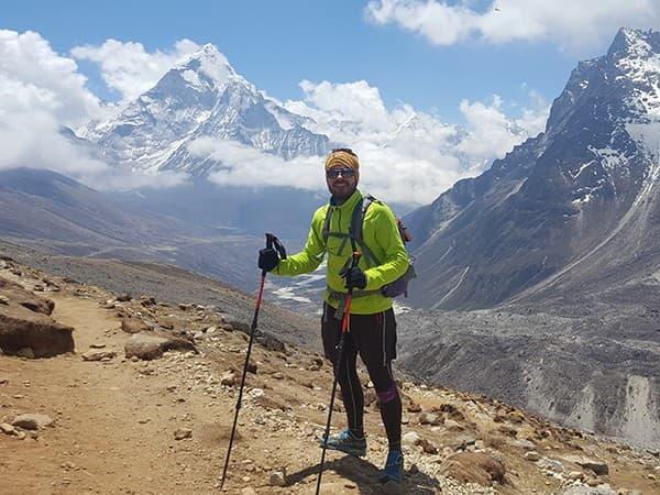 deportes extremos en nepal de running