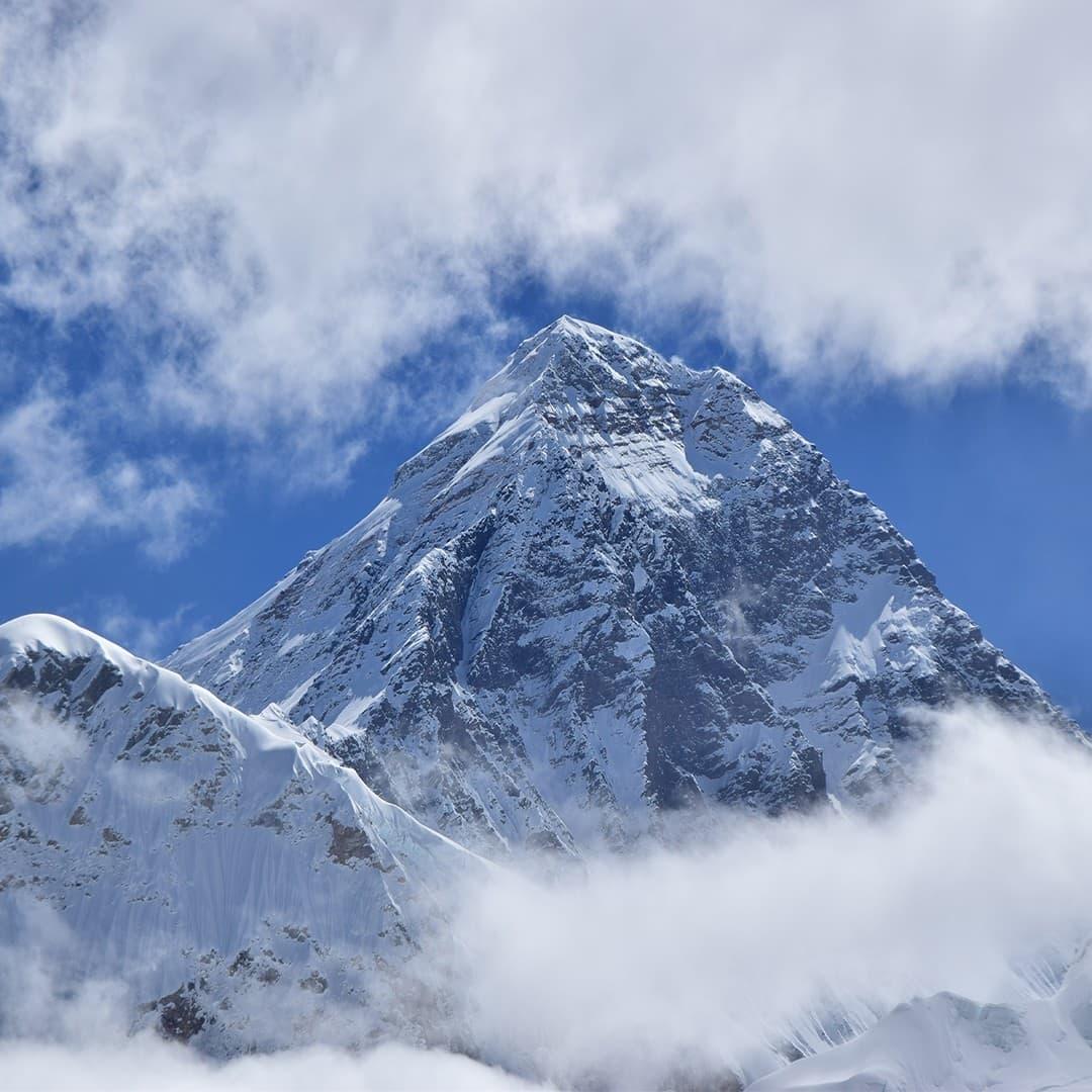 región de everest de trekking en nepal