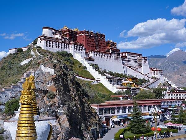 Viaje-cultural-Tibet,-Potala