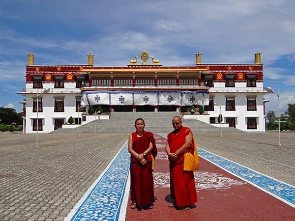 Viaje-cultural-Tibet, monasterio drepung