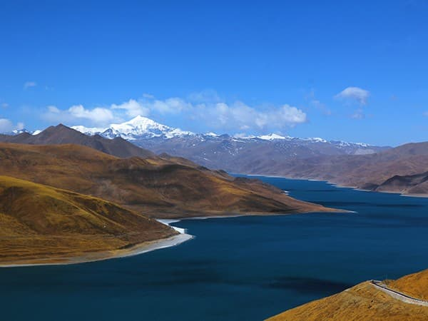 Viaje-cultural-Tibet, lago yamdrok