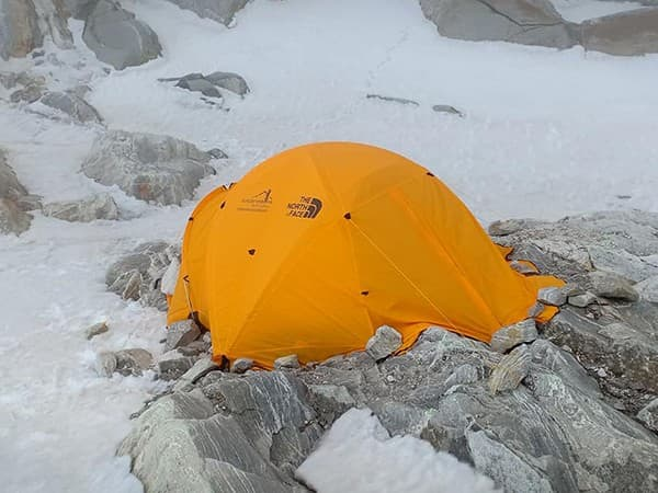 campamento Lobuche Peak, Nepal, Himalaya