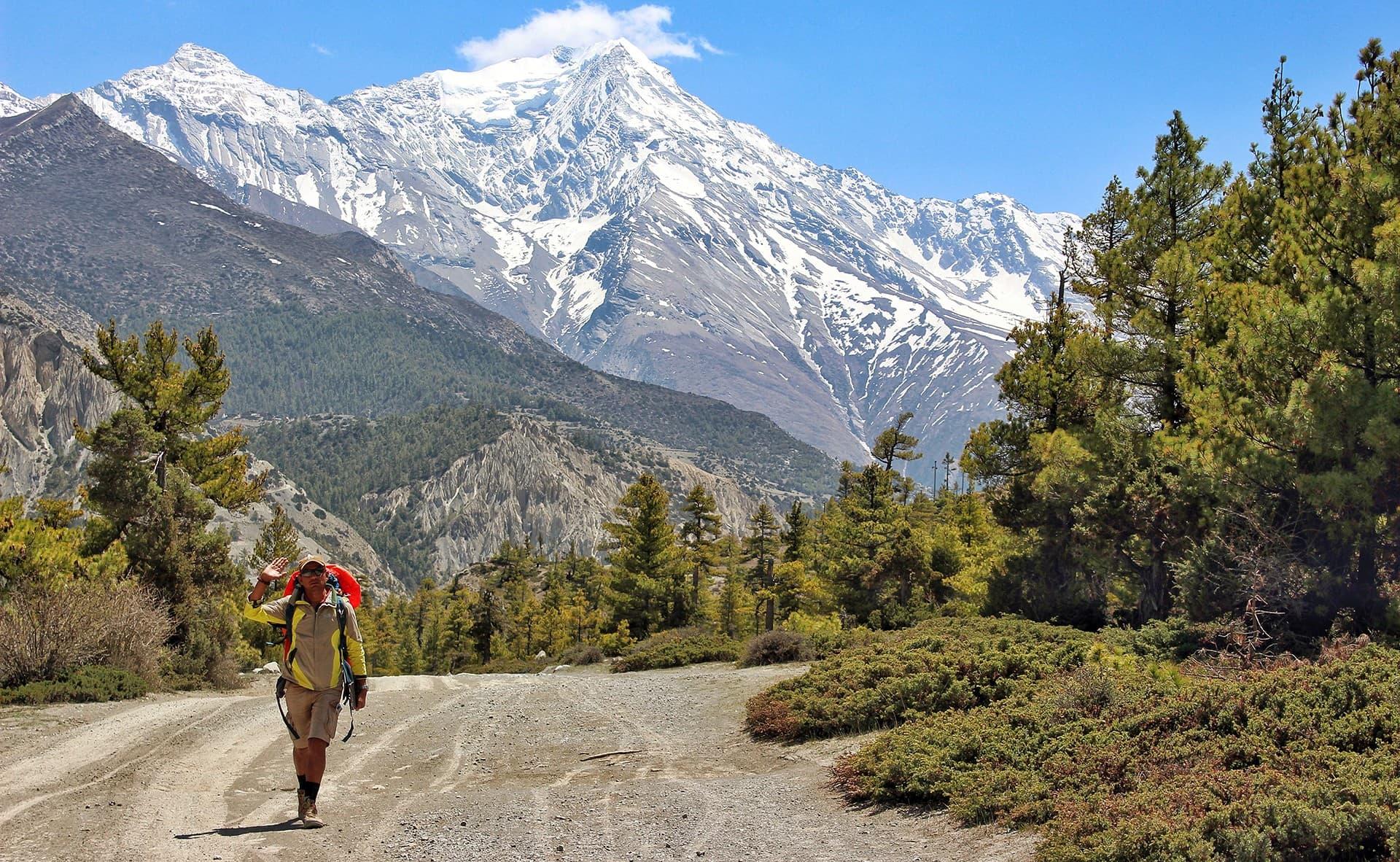 circuito del Annapurna, nepal