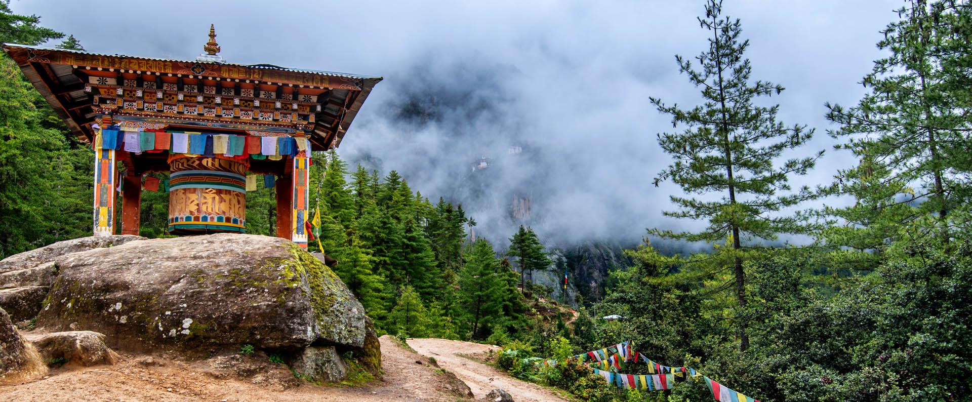 tu guía de viaje a Bután, himalaya