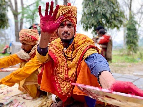 festival de nepal, viaje a nepal